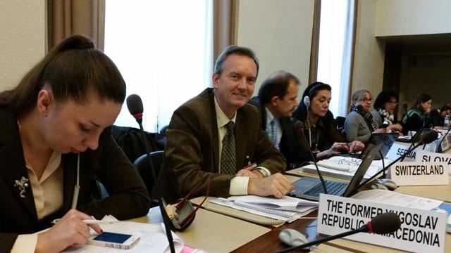 7e réunion du Groupe de Travail de  l'eau et la santé,  dans le Protocole  de  l'eau et la santé