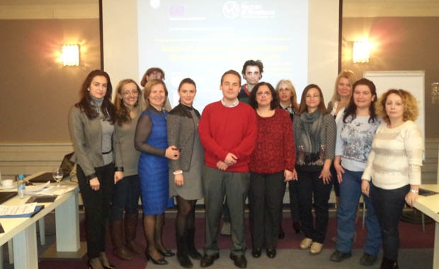 """First workshop on """"Development of knowledge and transfer of best practices for biosecurity / biosafety / biorisk and management"""" in the Republic of Macedonia"""