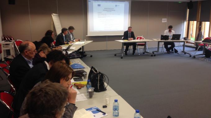 Réunion du Forum des centres de formation – Paris, le 20 Avril, 2015