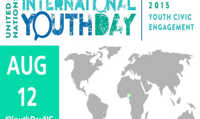 Меѓународен ден на младите, 12.08.2015