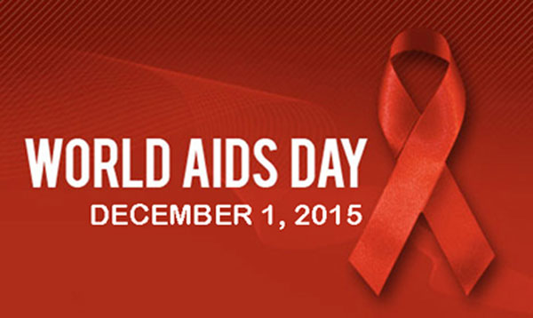 December 1, World AIDS Day